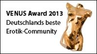 Venus Award 2013 Logo
